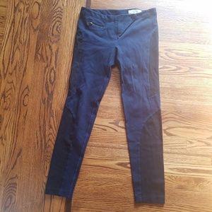 Rag & Bone  Washed Navy Blue  pants.